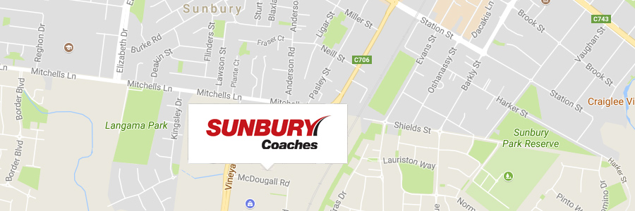 Sunbury Coaches - 9 McDougall Road, Sunbury